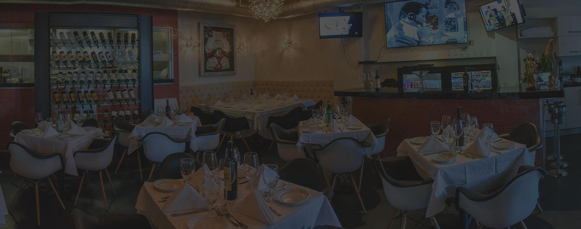 Italian Sea Food and Classic Restaurant